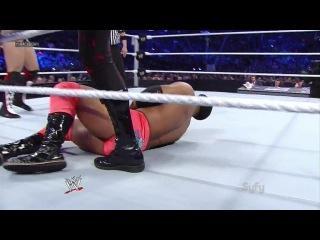 WWE Friday Night Smackdown 12.04.2013 (HD 720p) (русская версия от 545TV) часть 1/2